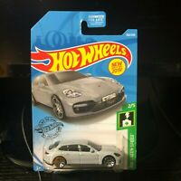 Hot Wheels | 2019 HW Green Speed - Porsche Panamera Turbo S 202/250 | Brand New