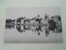 LUXOR General View On The Nile Pub. Gaddis+Seif, Luxor Vintage Postcard  §B1480