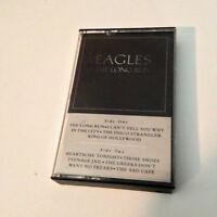 EAGLES - The Long Run - Cassette Tape - EX