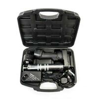 Portable Cordless Rechargeable Grease Gun + 2 x 12V Battery Automotive Tool New