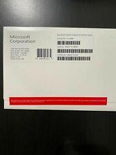 Microsoft Windows server 2019 datacenter 64Bit 16 Core License Key DVD&COA