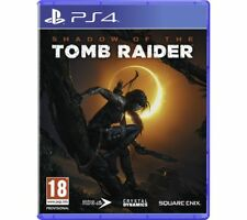 PS4 Shadow of the Tomb Raider - Currys