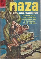 Naza Stone Age Warrior #1 Nov-Jan 1964