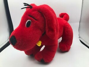 Official Clifford The Big Red Dog Schoolastic Plush Kids Soft Stuffed Toy Animal