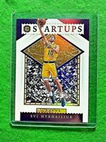 SVI MYKHAILIUK STARTUPS ROOKIE CARD LAKERS RC 2018-19 CORNERSTONES BASKETBALL RC