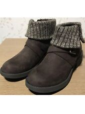 Size 5 Brown Rocket Dog Womens Ladies Ankle Boots Shoes New Genuine