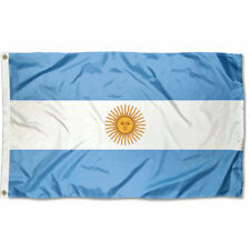 Argentina Flag and Banner