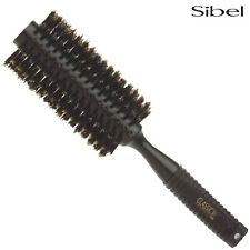 Sibel Classic 64 Professional Round Radial Hair Brush With Boar Bristles 55mm