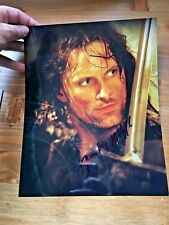 Viggo Mortensen lord of the rings hand signed autograph 8x10 photo