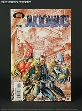 MICRONAUTS #6 2003 Image Comics Devil's Due Takara Hasbro 190801a