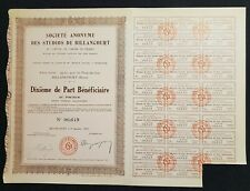 Dépt 92 - Billancourt 49-50 Quai du Point du Jour - Rare Studios de Cinéma 1928