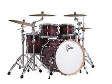 Gretsch Renown 4 Piece Euro Drum Set Cherry Burst - Blowout Deal!