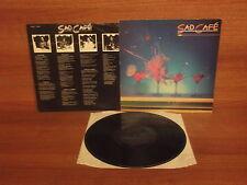 Sad Cafe : Sad Cafe : Vinyl Album + Original Inner Sleeve : RCA : SAD LP 4
