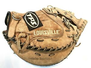Louisville Slugger TPS Series Catchers Mitt RHT TPS Professional Baseball