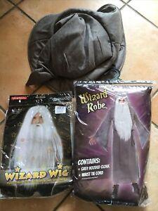 Adult Wizard Costume (Gandalf, Dumbledore)