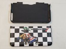 Nintendo 3DS MarioKart 7 Snap and Play Hard case