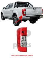 Pour Nissan Navara 2014-2020 Neuf Lampe Feu Arrière 26555-4KJ0B Gauche N/S LHD