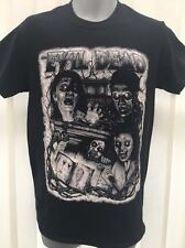 The Evil Dead Cult 80s Horror Film T Shirt Cabin Demon Ash Sam Raimi NEW