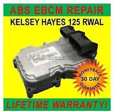 FITS DODGE RAM PICKUP - ABS / EBCM COMPUTER MODULE REPAIR   SERVICE 125 RWAL
