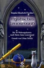 Mystisches Lenormand - Buch %7c Regula Elizabeth Fiechter, Urban Trösch %7c 2007