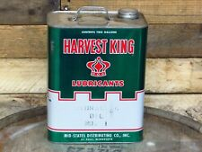 Harvest King 2 gallon Motor Oil Lubricant Can