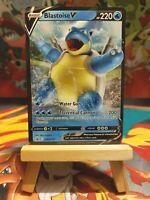 Blastoise V [SWSH101] Black Star Promo, Mint/NM, Pokemon TCG