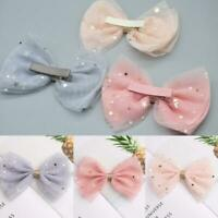 Big Bow Boutique Hair Clip Pin Alligator Clip Grosgrain Ribbon Bow For Girl Baby