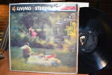 Three Suns Love in the Afternoon LP RCA LSP-1669 Stereo