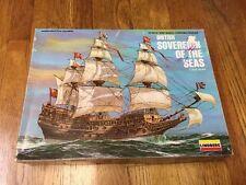 Lindberg 1/250 scale British Sovereign of the seas plastic kit 854