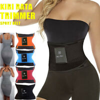 Waist Trimmer Belt Shaper Band Wrap AB Stomach Weight Loss Burner For Men Women