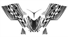 ARCTIC CAT M SERIES Crossfire Graphics Wrap Deco kit 2006 - 2011 #2500 Metal