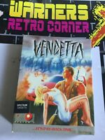 Zx Spectrum Sinclair Vendetta  Boxed Cassette Retro Game #retrogaming