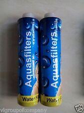 02 pcs PreFilter For AQUAGUARD THREAD Bowl  SEDIMENT PP (spun) Water Purifier