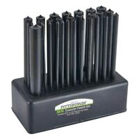 Transfer Punch Set, 28 Pc.3/32 in. to 1/2 in. punches and 17/32 in. punch  - NEW