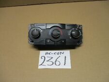 08 09 10 Dodge Magnum Used AC and Heater Control Stock #2361-AC
