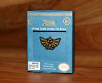 The Legend of Zelda Hyrule Crest Enamel Metal Pin Badge Nintendo Collectible