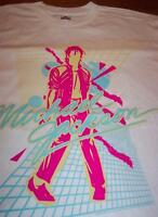 VINTAGE STYLE MICHAEL JACKSON T-Shirt LARGE NEW