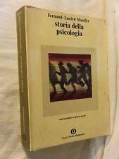 STORIA DELLA PSICOLOGIA Fernand Lucien Mueller Mondadori 1978 libro di da per