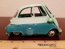 Vintage Isetta 300 Bandai 1960s Tin Toy BMW car Made In Japan Tin Toy Lot