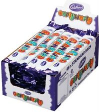(1000g=13,45€) Cadbury Curly Wurly Schokoriegel 48 Riegel - Cadbury's Curlywurly