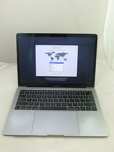 """2017 APPLE MACBOOK PRO MPXQ2LL/A 13"""" I5 2.3GHZ 8GB 128GB AS IS SCREEN ISSUE READ"""