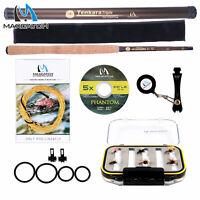 Tenkara Rod Combo Complete Kit 10/11/12/13ft 7:3 Action Fly Fishing Rod