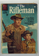 THE RIFLEMAN COMIC No. 4 - 1960 - DELL -