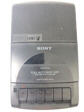 Sony Tcm-929 Portable Cassette Recorder / Player, works great, Tested!