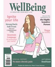 Wellbeing Magazine Issue 191 Improve Your Mood