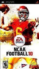 NCAA Football 10 (Sony PSP, 2009)