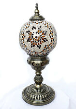 Tischlampe Lampe Orientalisch Türkei Mosaiklampe Orient 1001 Nacht GM07-b