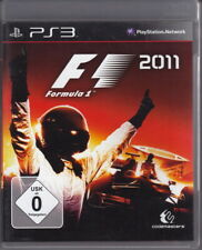 F1 2011  (PS3) In Box, mit Anleitung