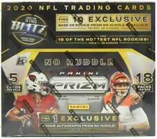 New listing Peyton Manning 2020 Prizm No Huddle 3XBox Player Break 2