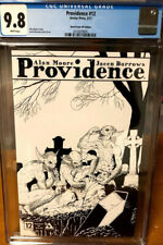 Providence 12 Cgc 9.8 Ghoul Feast Vip Edition Variant Ltd to 250 Alan Moore